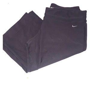 Nike XXL Women's Wide Leg Capri Athletic Gear